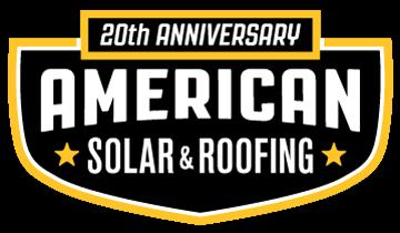 American Solar 20th Anniversary Logo